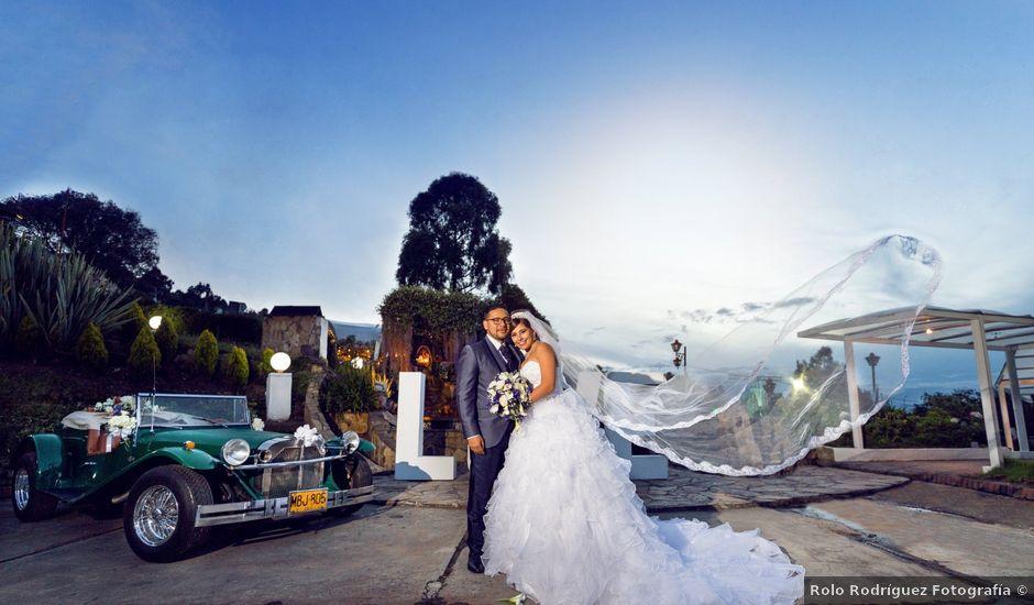 El matrimonio de Antonio y Jessica en Bogotá, Bogotá DC