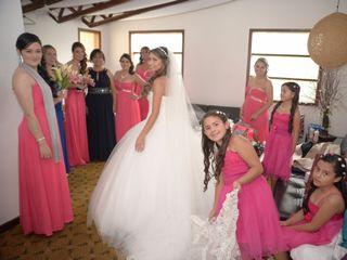 El matrimonio de Sindy y Miguel 2