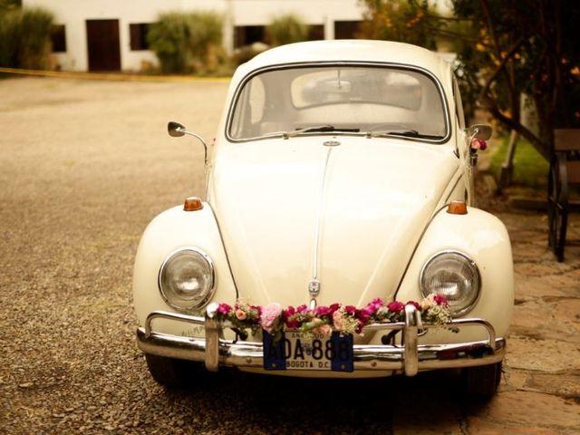 El matrimonio de Camilo y Daniela  en Chía, Cundinamarca 7