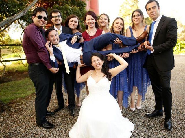 El matrimonio de Camilo y Daniela  en Chía, Cundinamarca 15