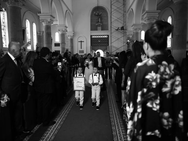 El matrimonio de Camilo y Daniela  en Chía, Cundinamarca 23