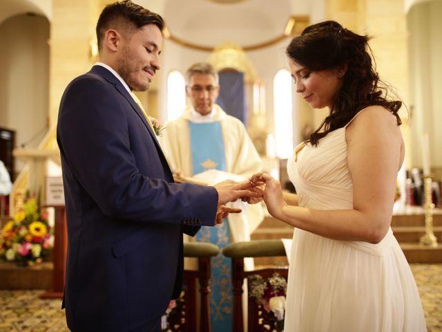El matrimonio de Camilo y Daniela  en Chía, Cundinamarca 25