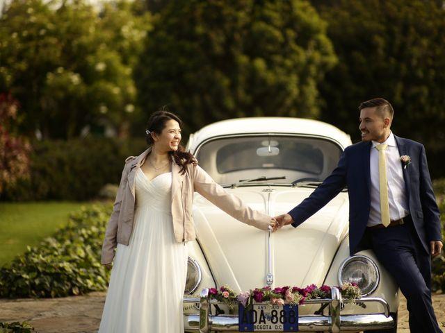 El matrimonio de Camilo y Daniela  en Chía, Cundinamarca 1