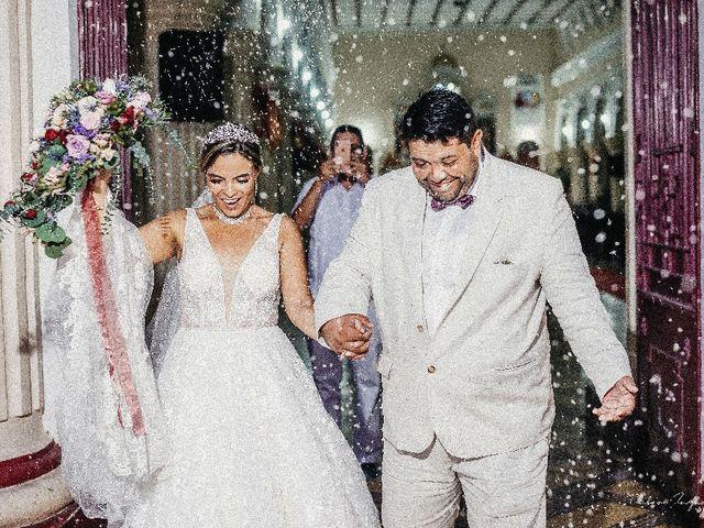 El matrimonio de Alejandra  y Fabián