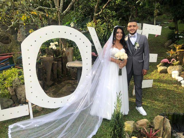 El matrimonio de Alexander y Yeniffer en Sabaneta, Antioquia 2