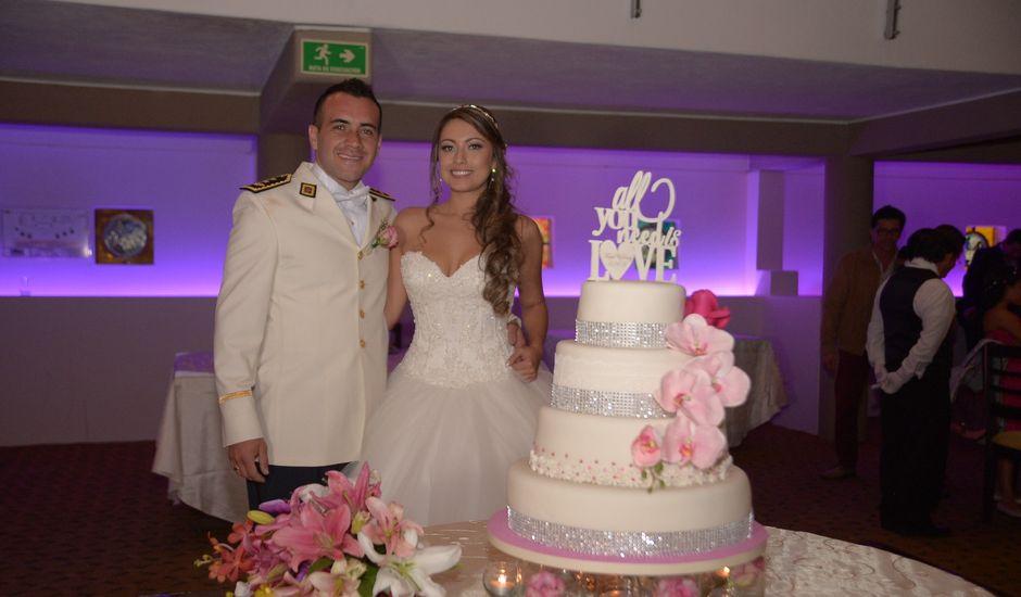El matrimonio de Miguel y Sindy en La Calera, Cundinamarca