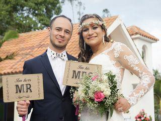 El matrimonio de Daniela y David 2