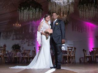 El matrimonio de Ana María y Joseph Miguel