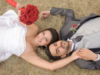 El matrimonio de Sandra y Mauricio 1