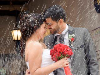 El matrimonio de Sandra y Mauricio 2