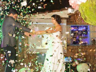 El matrimonio de Sandra y Mauricio 3