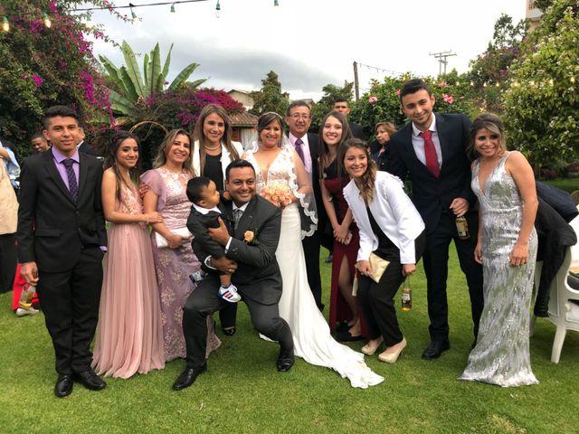 El matrimonio de Joseph Miguel  y Ana María en Cota, Cundinamarca 3