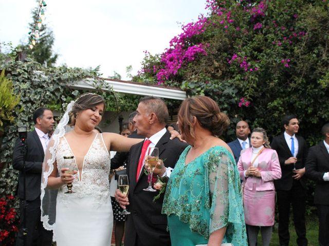 El matrimonio de Joseph Miguel  y Ana María en Cota, Cundinamarca 8