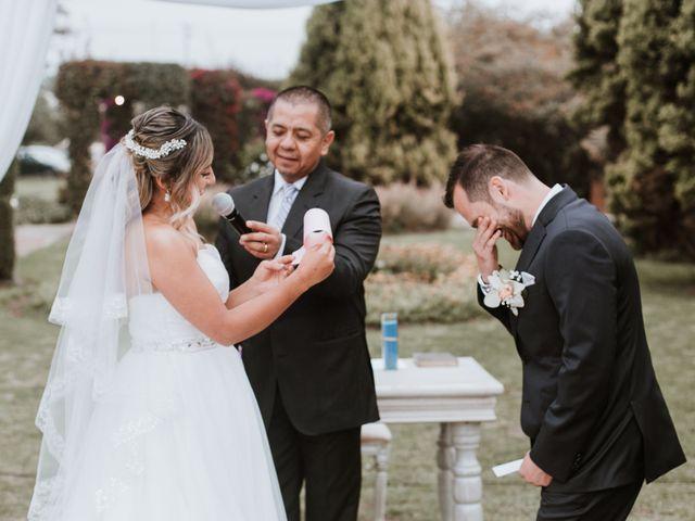 El matrimonio de Alfonso y Yamile en Cota, Cundinamarca 25