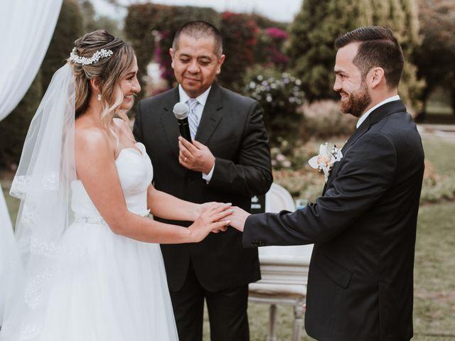 El matrimonio de Alfonso y Yamile en Cota, Cundinamarca 26