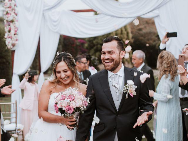 El matrimonio de Yamile y Alfonso