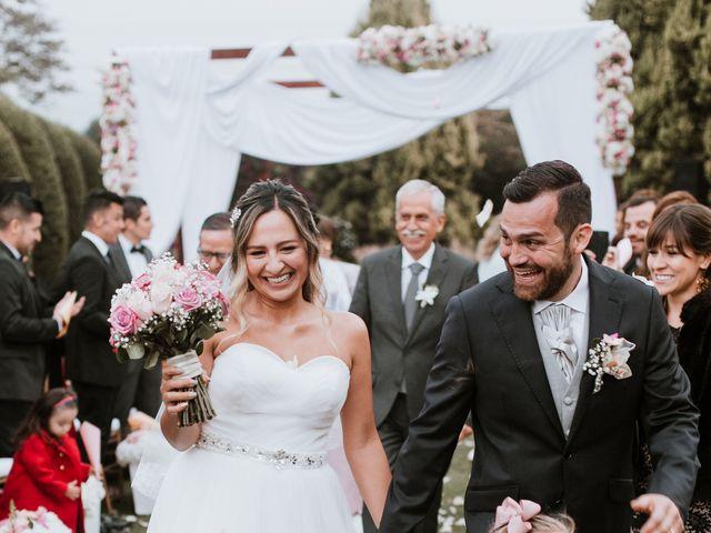 El matrimonio de Alfonso y Yamile en Cota, Cundinamarca 29