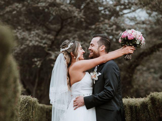El matrimonio de Alfonso y Yamile en Cota, Cundinamarca 36