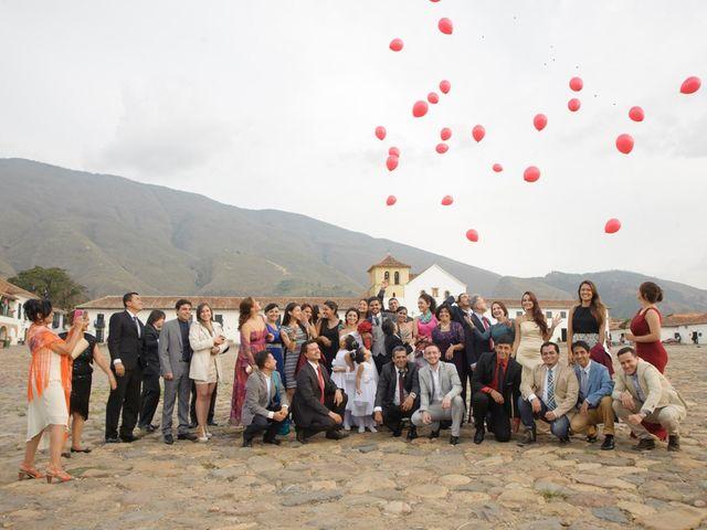 El matrimonio de Mauricio y Sandra en Villa de Leyva, Boyacá 26