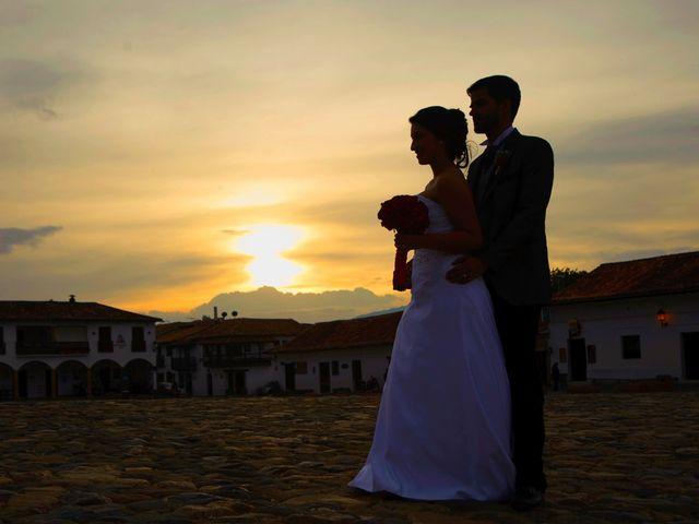 El matrimonio de Mauricio y Sandra en Villa de Leyva, Boyacá 30