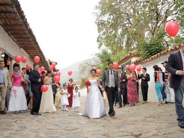 El matrimonio de Mauricio y Sandra en Villa de Leyva, Boyacá 31