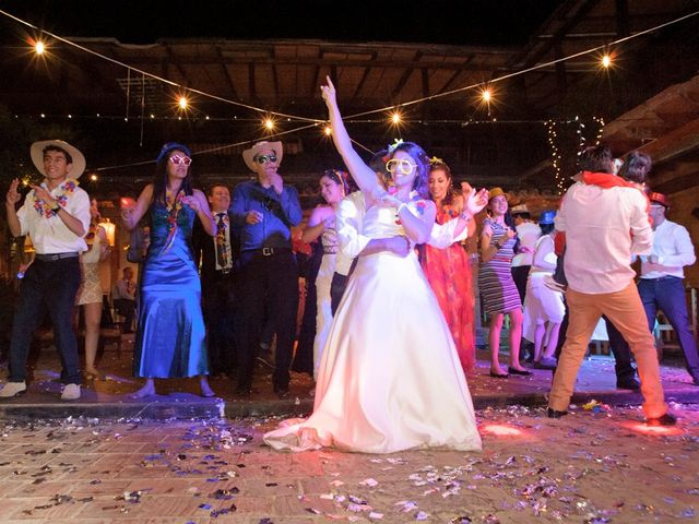 El matrimonio de Mauricio y Sandra en Villa de Leyva, Boyacá 35