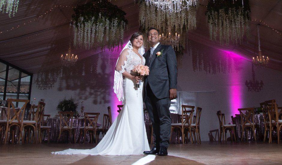 El matrimonio de Joseph Miguel  y Ana María en Cota, Cundinamarca