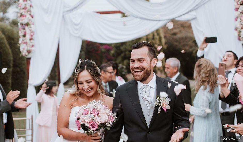 El matrimonio de Alfonso y Yamile en Cota, Cundinamarca