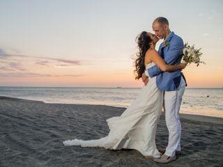 El matrimonio de Maria Jose y Jeremy