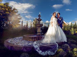 El matrimonio de Luz Dary y Diego 1