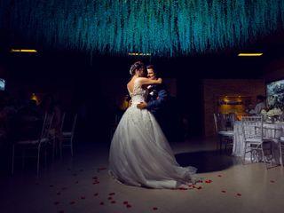 El matrimonio de Luz Dary y Diego 2