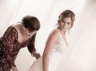 El matrimonio de Diana y Santiago 2