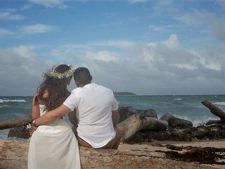 El matrimonio de Claudia y Diego 2