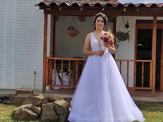 El matrimonio de Jaqueline y Andrés 2