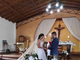 El matrimonio de Jaqueline y Andrés 3