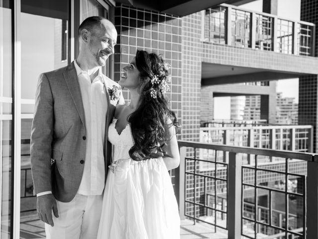 El matrimonio de Jeremy y Maria Jose en Santa Marta, Magdalena 7