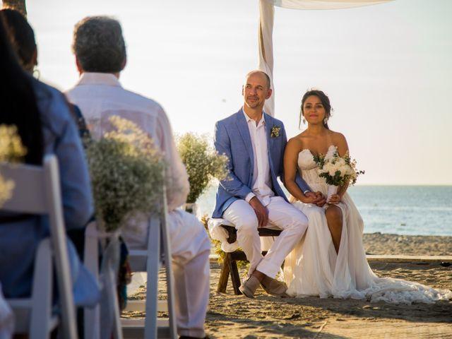 El matrimonio de Jeremy y Maria Jose en Santa Marta, Magdalena 9