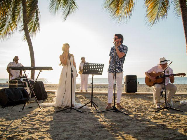 El matrimonio de Jeremy y Maria Jose en Santa Marta, Magdalena 10