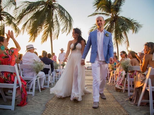 El matrimonio de Jeremy y Maria Jose en Santa Marta, Magdalena 16