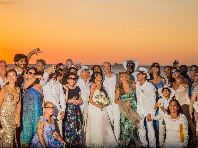 El matrimonio de Jeremy y Maria Jose en Santa Marta, Magdalena 17