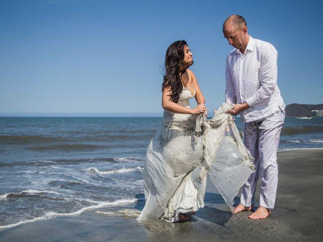 El matrimonio de Jeremy y Maria Jose en Santa Marta, Magdalena 29