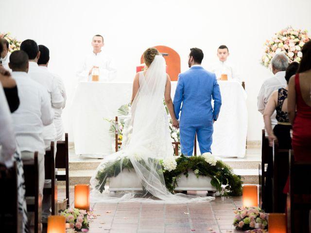 El matrimonio de Santiago y Diana en Cúcuta, Norte de Santander 11