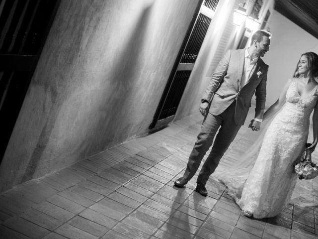 El matrimonio de Diana y Santiago