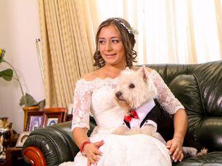 El matrimonio de Carolina y Miguel 3
