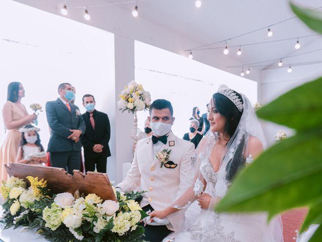 El matrimonio de Katheryne y Oscar en Bucaramanga, Santander 14