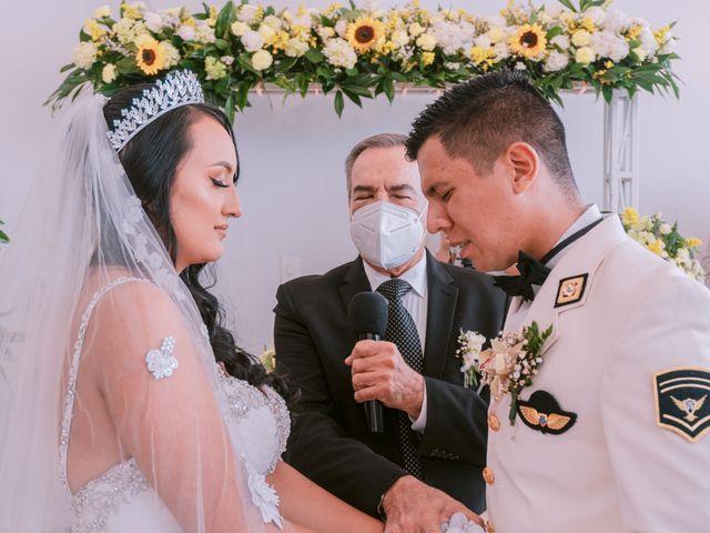 El matrimonio de Katheryne y Oscar en Bucaramanga, Santander 16