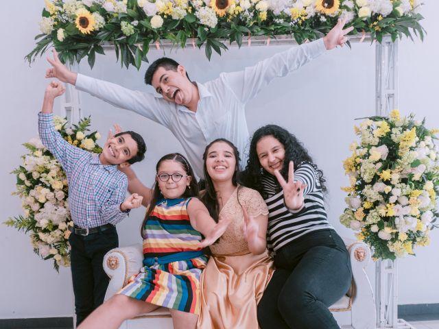 El matrimonio de Katheryne y Oscar en Bucaramanga, Santander 21