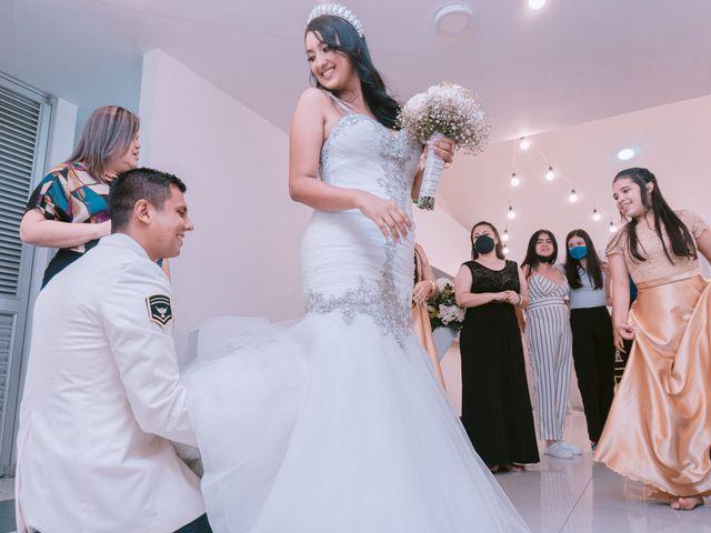 El matrimonio de Katheryne y Oscar en Bucaramanga, Santander 22