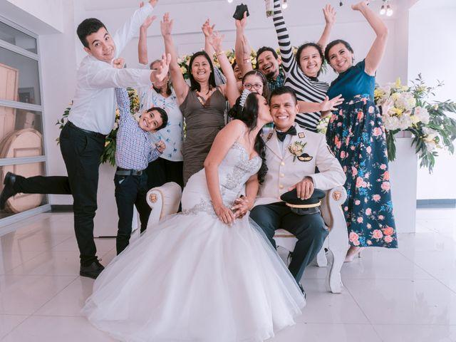 El matrimonio de Katheryne y Oscar en Bucaramanga, Santander 24