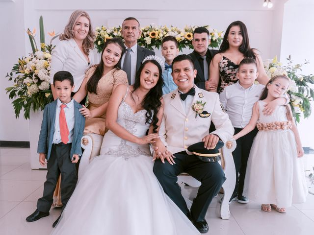 El matrimonio de Katheryne y Oscar en Bucaramanga, Santander 25
